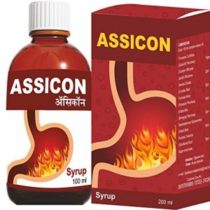 Assicon Syrup - 200 Ml For Acidity & Gases