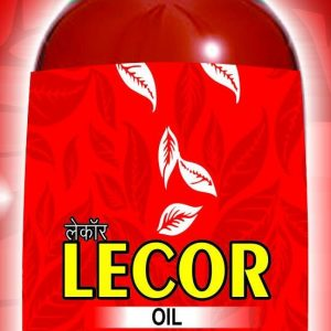 LECOR OIL-50ml (For lecoderma, White patches,Vitiligo)