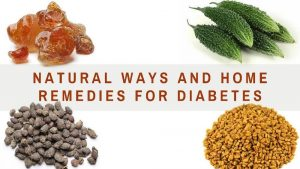 Natural Remedies to Cure Diabetes